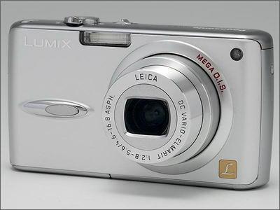 就要前卫和时尚九款超薄相机精彩推荐(6)