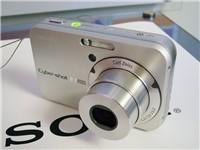 超贵的卡片相机索尼800万像素触摸屏N1便宜