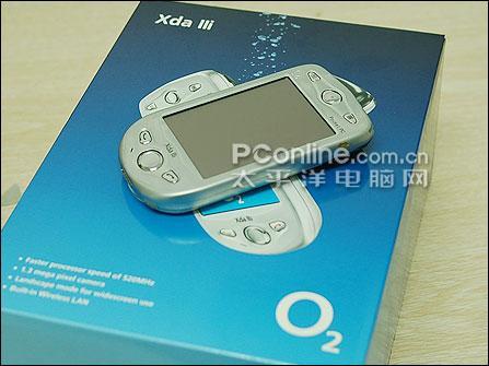 超大手写屏幕XDA新一代PPC手机霸主到货
