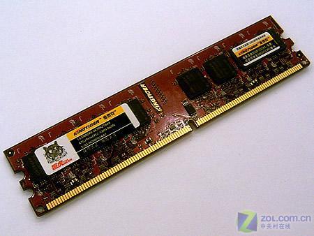 质优价廉金泰克DDR2-6671G仅750元