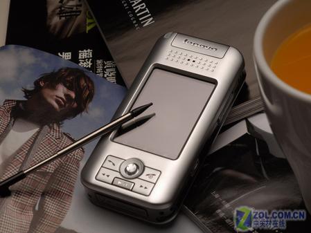 i921首降420元联想宽屏影像手写手机新低