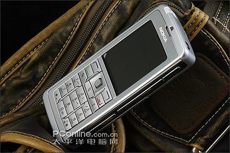 诺基亚1600万色高清商务智尊E60评测