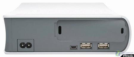 微软公布XBOX360专用HDDVD播放机