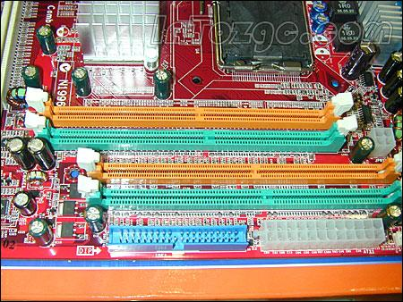 单核不会歇菜!微星DDR1/2双规格915大降