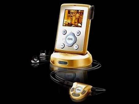 满城尽带黄金甲五款奢华MP3凑热闹