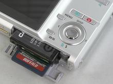 600万像素卡片卡西欧Z60外观样片赏析