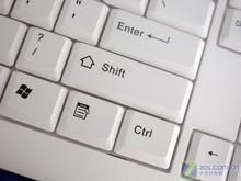白色诱惑多彩奇幻高手键鼠套装试用