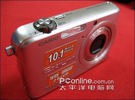 千万像素卡片机!卡西欧EX-Z1000上市