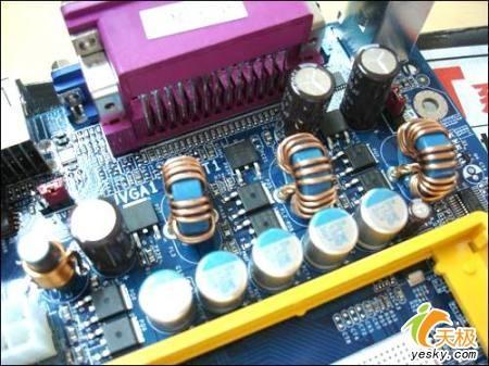 整合超频猛将映泰TF6100939板有小降