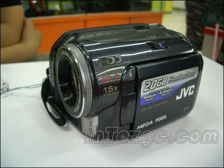 高端硬盘DV的首选JVCMG40AC直降500
