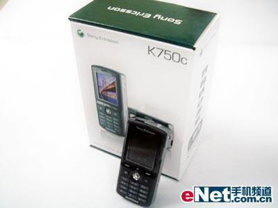 再降100元!索爱K750手机仅2590元