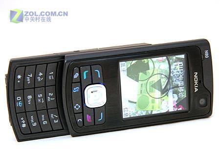 评测预报S60旗舰诺基亚N80N71登陆ZOL