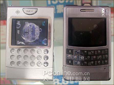 9.5mmNEC全能商务N923手机仅售1090元