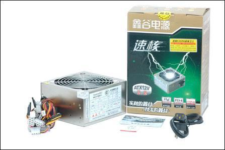 AM2的最佳拍档�D鑫谷速核535PE超频卫士