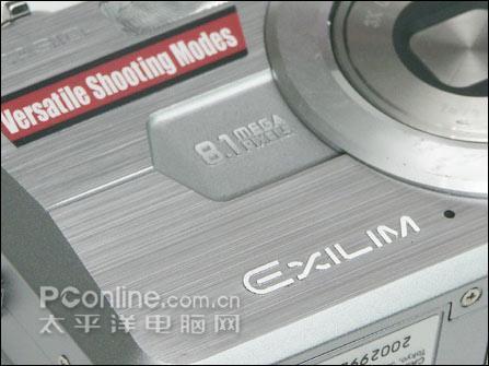 800万像素手动实力派卡西欧Z850评测(2)
