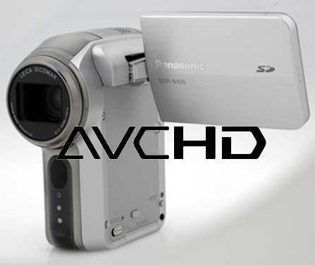 填补高清DV空白松下AVCHD战略初步展望