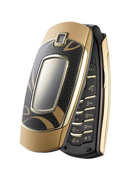 雍容华贵三星女性手机新掌门E500图赏
