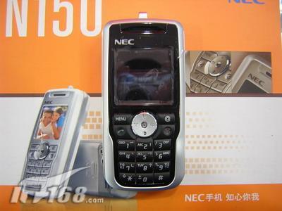简约精致NEC直板设计N150仅售799元