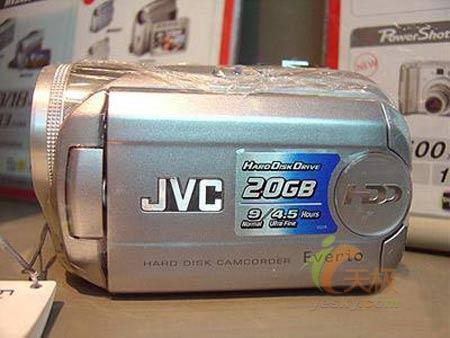 喜讯JVC硬盘式MG21AC跌破5000元大关