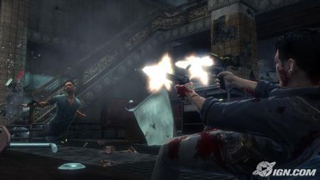 为周润发开发3D枪战游戏,画面很精美!