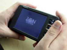 3.6英寸宽屏创新ZENVision小降百元