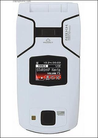 难道3G过时日本准4G网络折叠手机曝光