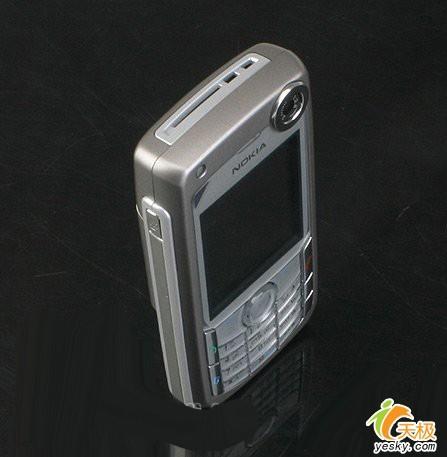 3G智能机诺基亚百万像素6680仅售2300元