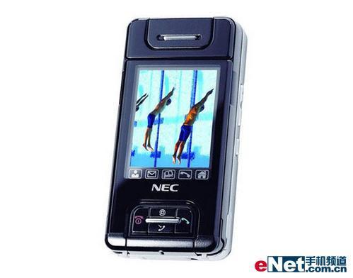 绝对诱惑NEC商务手机N940售价1399元