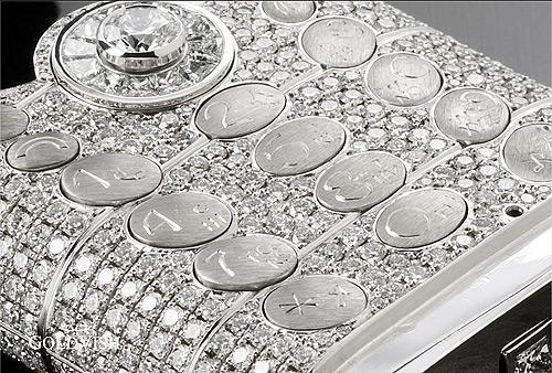 百万美元天价史上最昂贵奢华手机图赏