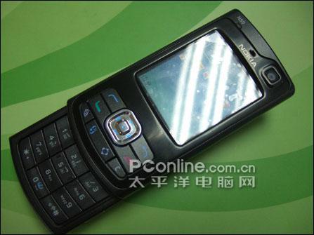 经典智能王诺基亚320万像素N80仅售5380