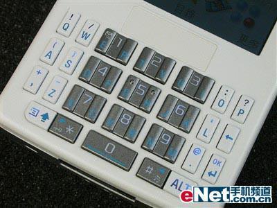 三星将发布支持QWERTY键盘手机i770