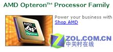 中关村在线:戴尔牵手AMD服务器采用皓龙CPU