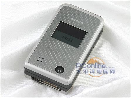 折叠设计诺基亚不锈钢手机6170仅售1700元