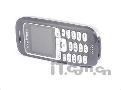 特价仅售649快抢索爱J220c时尚手机