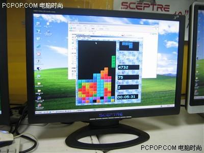 16.7M色MVA广视角20寸宽屏液晶仅售3180