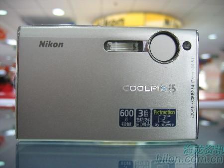 5种风格回放短片尼康S5相机只要2500元