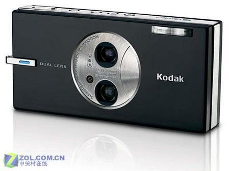 23mm超广角卡片相机柯达V570降二百