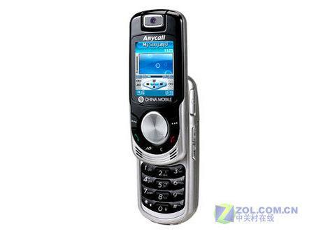 iPod美女三星130万像素X818仅售2900元