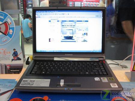联想新双核笔记本F40到货售价8999元起