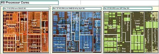 1965nm9a�9c��f,X�`_k8再进化 65nm k8/k8l设计各有不同