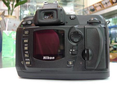 [广州]价格吸引97新尼康D70仅售3700元