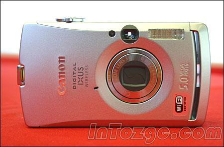 买相机就送照片打印机,无线IXUS终促销