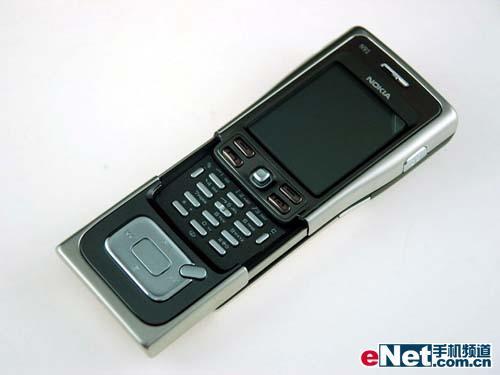 4G硬盘诺基亚200万像素N91仅售4990元