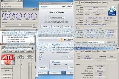 3dmark05排行_3DMark05新记录:22488分!-Futuremark偷懒 3DMark排行榜无更新