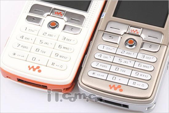 香槟Walkman索尼爱立信W700全国首测(13)
