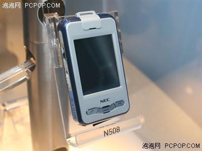 时尚首选NEC全触摸屏设计N508仅售888元