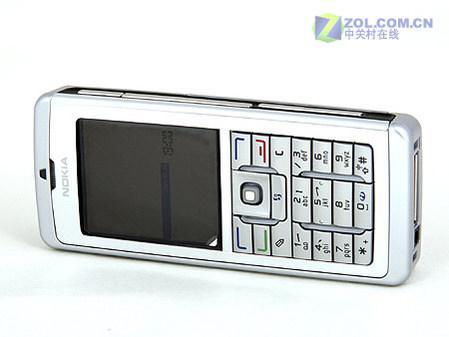 首款无摄头S60商务智能诺基亚E60评测