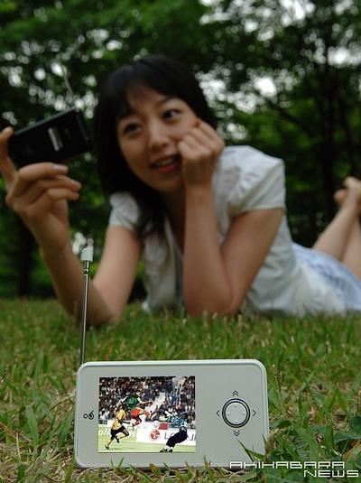 将DMB进行到底LG韩国发布新款PMPFM35