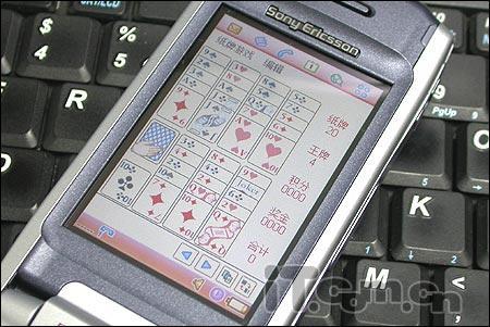 性能强功能多索爱老牌智能P908现仅售2480(3)