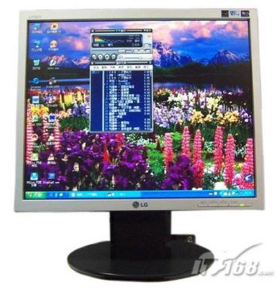 LG超高对比度液晶显示器直降200元促销